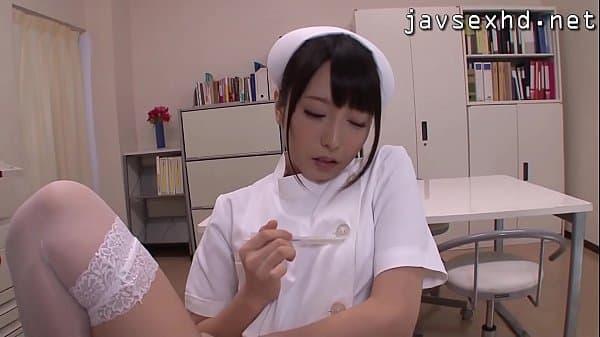 คลิปโป๊xxxพยาบาลสาวสวยหุ่นอวบเอ็กนมใหญ่มากๆจับคนไข้เย็ด นางบ้ากามจับเย็ดหีในโรงพยาบาล