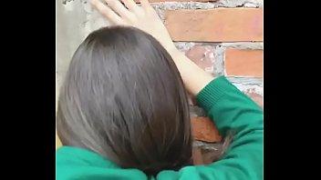 หนังโป๊xxxเงี่ยนจัดจับเพื่อนน้องสาวเย็ดข้างกำแพงควยใหญ่ๆแทงเข้าหีแดงๆ